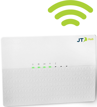 Broadband router deal in Jersey