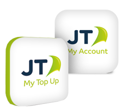 JT smartphone apps