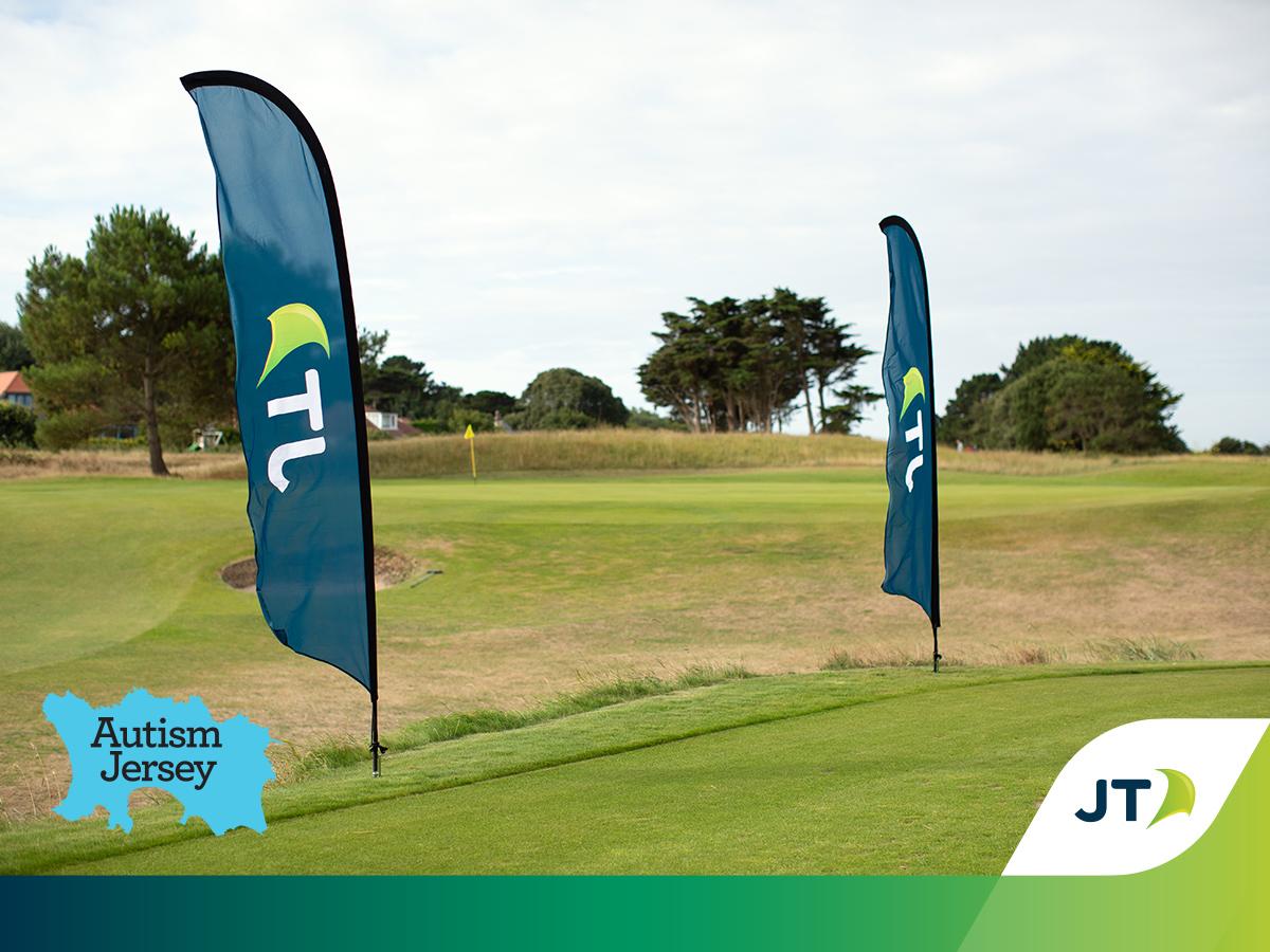 JT Golf Flags