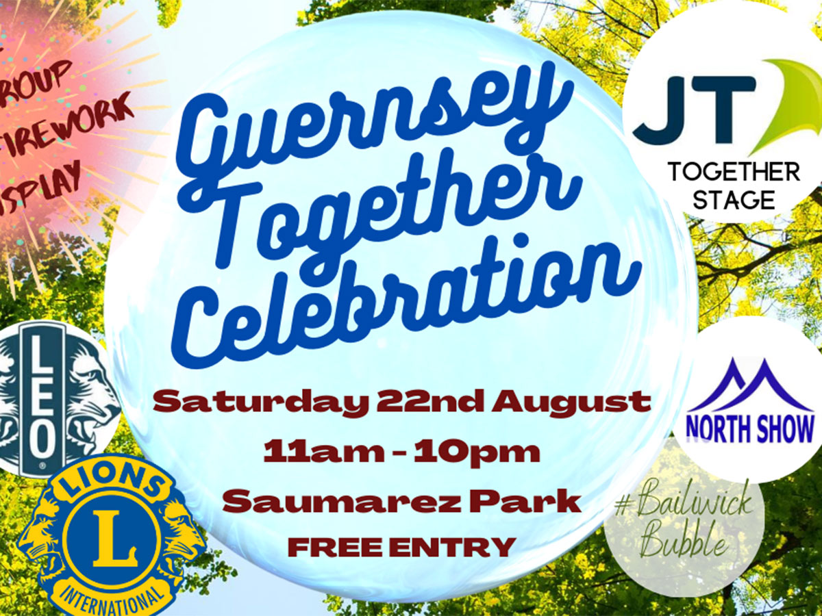 Guernsey Together Event with JT