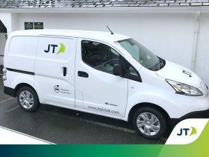 JT electric car