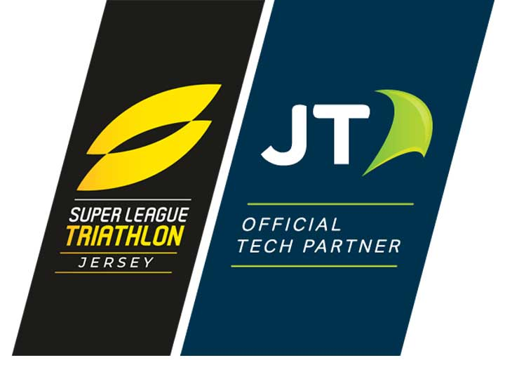 JT - Proud Tech Sponsors of Super League Triathlon