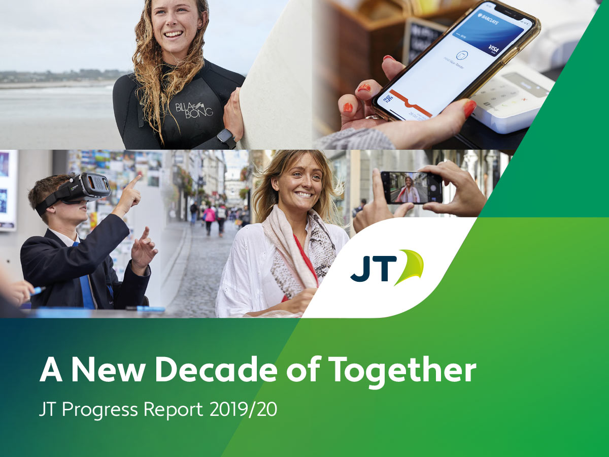 JT Progress Report 2020