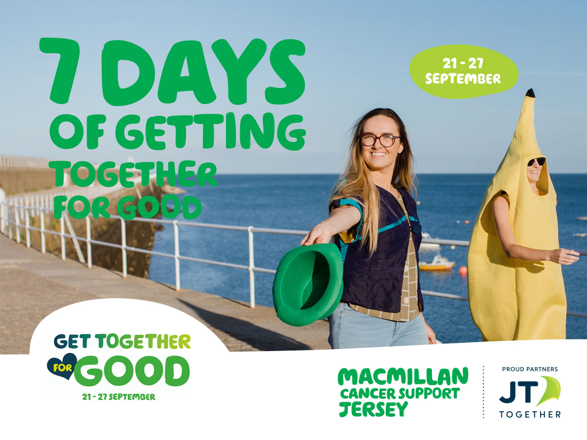Macmillan JT Get Together For Good