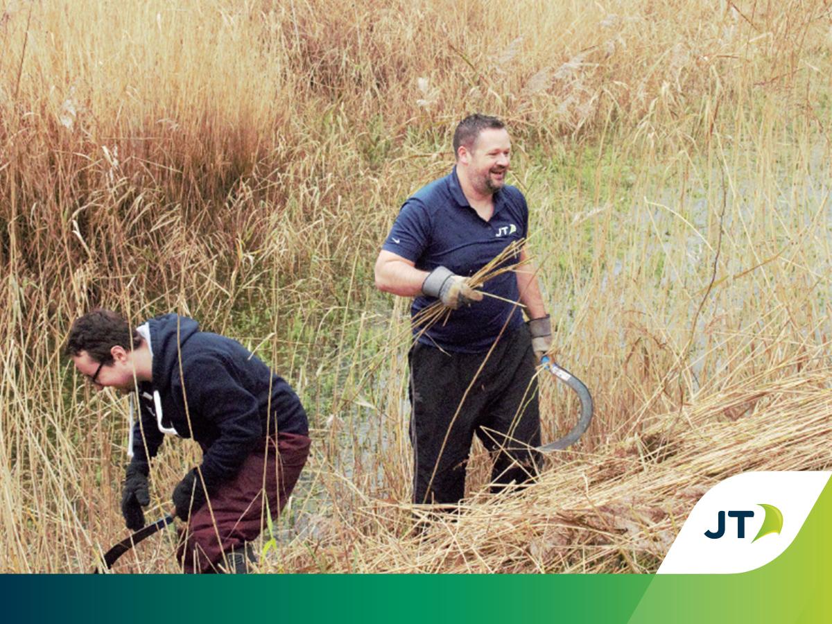 Reed Conservation Tom Noel