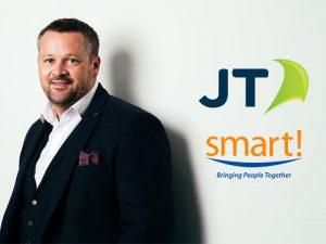 Speednet SMART JT partnership