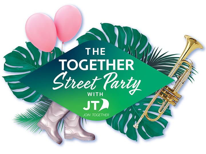 The Big JT Together Street Party