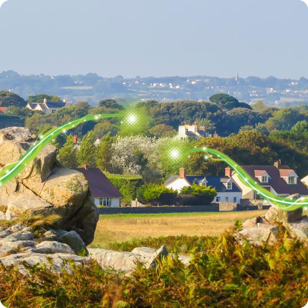 Guernsey Fibre - Greener