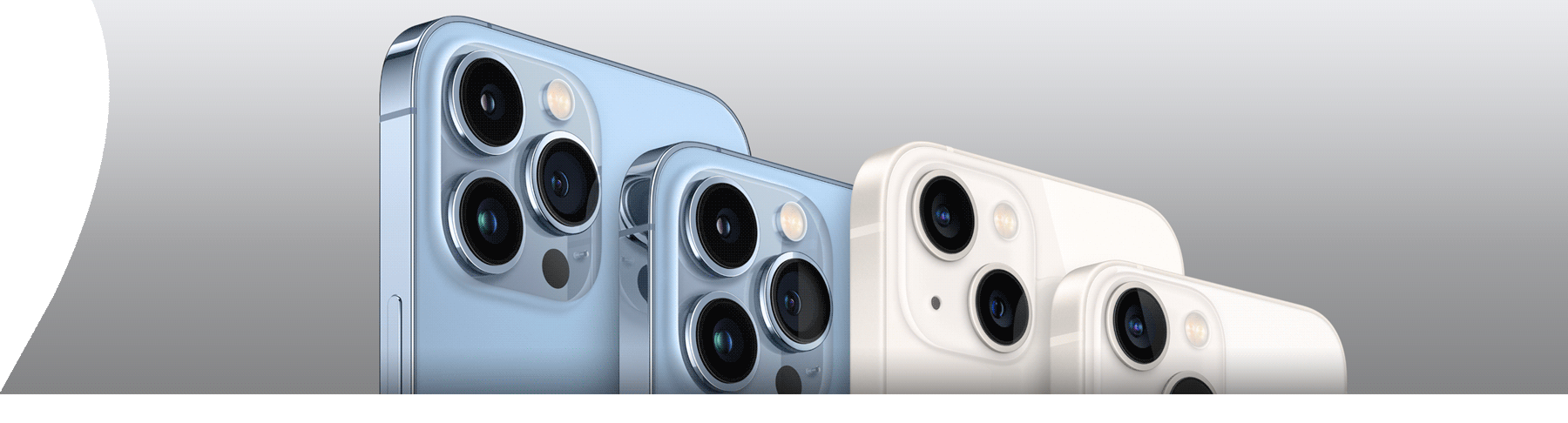Register for the iPhone 13 & iPhone 13 Pro range