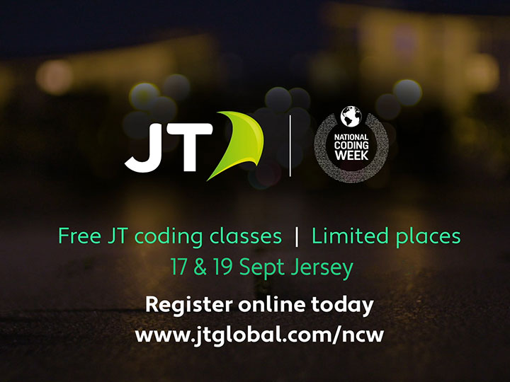 National Coding Week Jersey