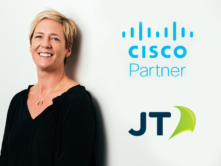 JT Cisco accreditation