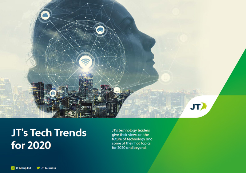 JT Tech Trends 2020