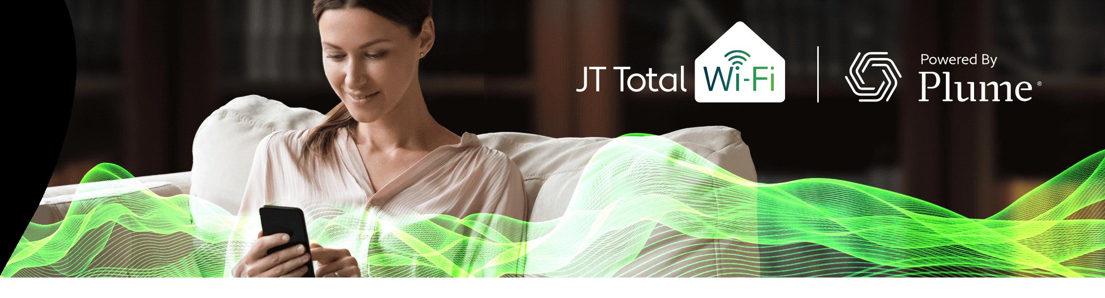 JT Total Wi-Fi by Plume