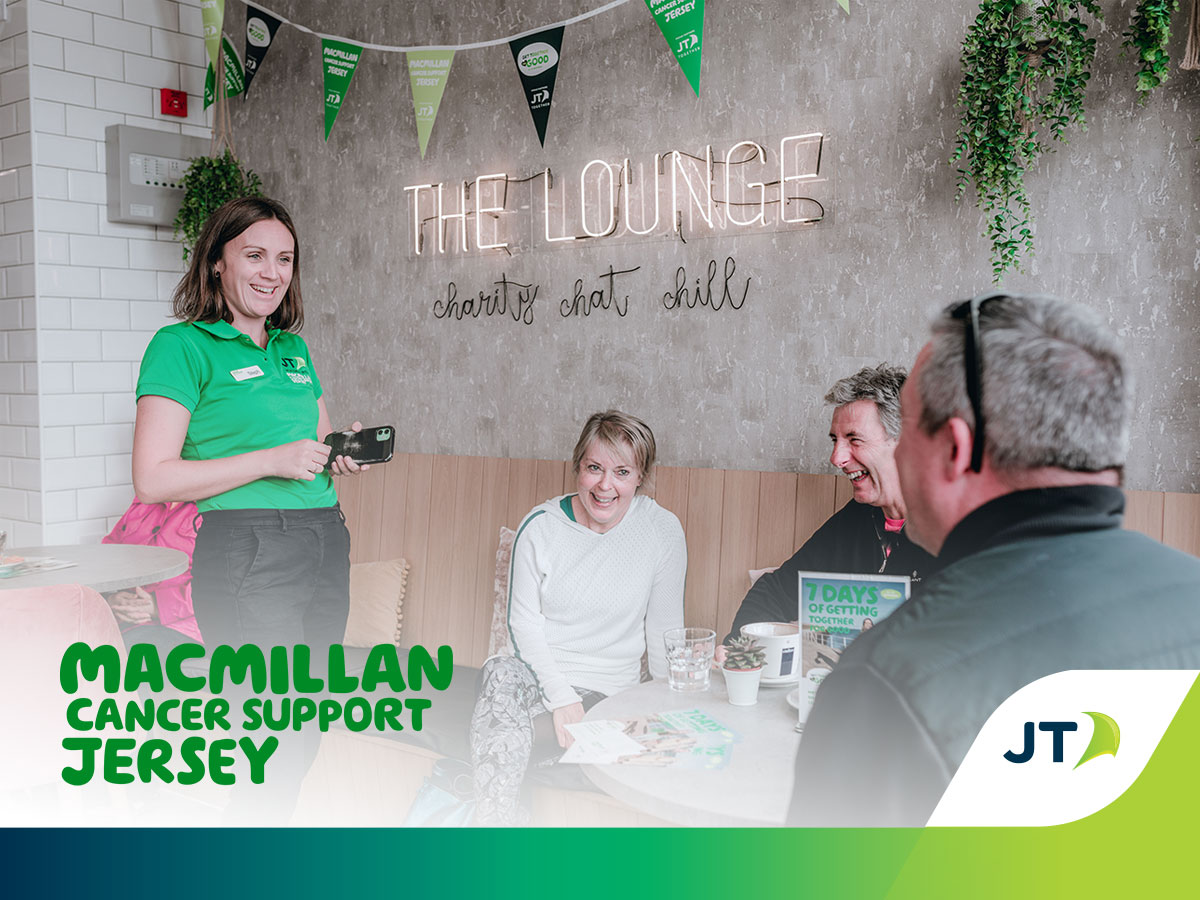 Macmillan charity chill