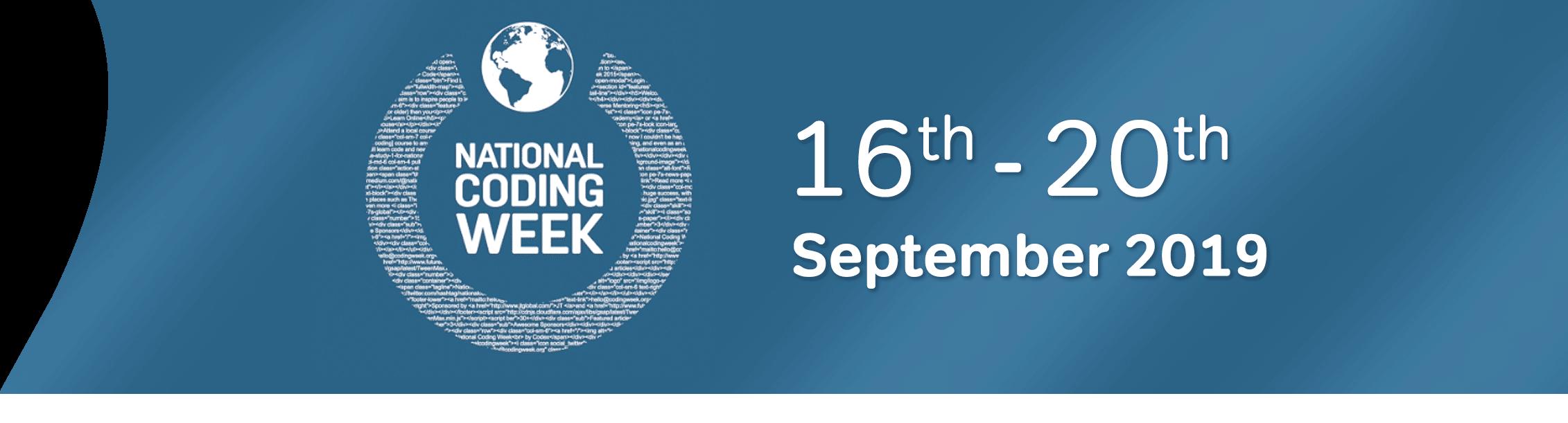 National Coding Week 2019