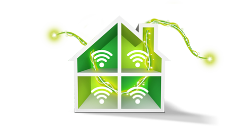 Working at home - Optimise your WiFi