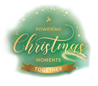 Powering Christmas Together