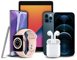 Devices in shop