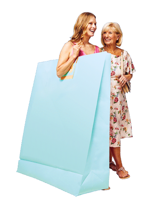 Supersize your shopping with JT this summer
