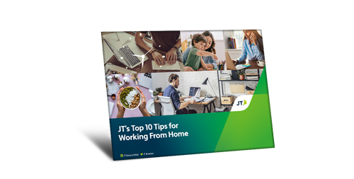 Working at home - Top 10 tips